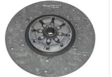 0123103 Диск сцепления d330 MB OM366