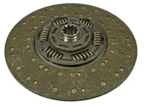 4460 Диск сцепления усиленный MAN TGA/TGS/TGX, MB OM 402/442 Kawe