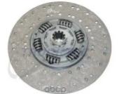 0523112 Диск сцепления ведомый DAF/MAN/MB/Neoplan D430 mm, Z10