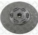550000 Диск сцепления ведомый DAF XF95 d430 мм, Z10