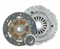KERE04A Комплект сцепления D181 mm, Z26 Dacia/Renault