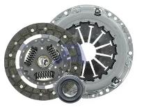 KT313A Комплект сцепления D203 мм, Z19 Citroen C1 (PM_, PN_) 1.0