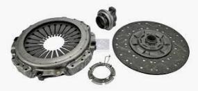 131396 Сцепление (комплект) D430 мм, Z24 Scania 2-/3-Series